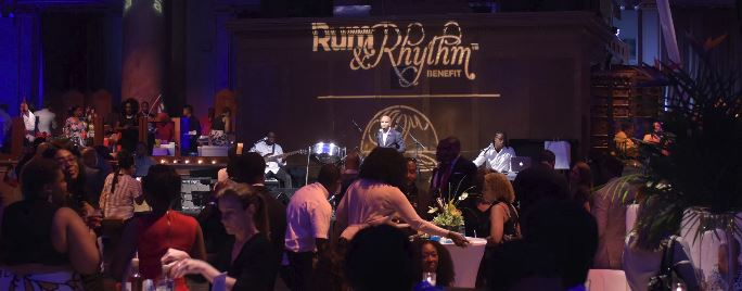 Rum & Rhythm Benefit & Auction Album